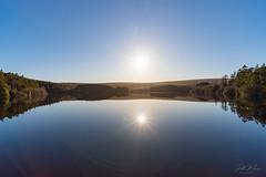 Venford Reservoir - Dartmoor (pm69photography.uk) Tags: lenstagger venford venfordreservoir venusoptics laowa laowa15mm wideangle ultrawide devon dartmoor dartmoornationalpark reservoir sunflare sunstars calm atmospheric atmosphere a7r3 southwest sonya7r3 sonya7riii