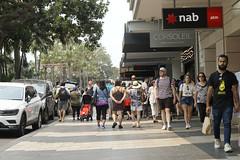 Manly snapshot #_GB_0427 (gunnar.berenmark) Tags: manly sydney australia australien newsouthwales nsw city stad urban street pedestrians
