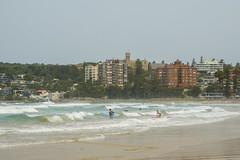 Manly Beach #_GB_0464 (gunnar.berenmark) Tags: sydney australia australien newsouthwales nsw city stad urban manlybeach surfing surfer