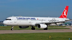 TC-JTM (AnDyMHoLdEn) Tags: turkishairlines a321 staralliance egcc airport manchester manchesterairport 23l