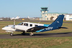 Photo of G-OXFF Piper PA34-220T Seneca II @ Oxford Airport .