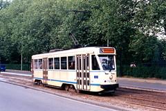 STIB 7062-T82-20-06-1995--3669 (phi5104) Tags: trams stib mivb belgië belgique bruxelles brussel
