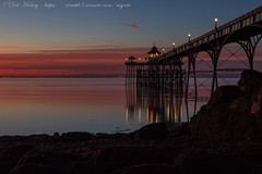 IMG_0563 (del.hickey) Tags: clevedon pier sunset