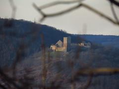 Burg Gleichen view (germancute ***) Tags: ruin burg castle thuringia thüringen germany germancute deutschland landscape landschaft