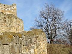 MauernMühlburg (germancute ***) Tags: ruin burg castle thuringia thüringen germany germancute deutschland landscape landschaft