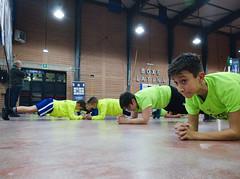 7730 - Plank (Diego Rosato) Tags: plank esercizio addominale abdominal exercize little boxer piccolo pugile maestro master boxe boxing pugilato boxelatina fuji x30 rawtherapee