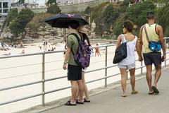 Bondi Beach #_GB_0700 (gunnar.berenmark) Tags: bondibeach sydney australia australien newsouthwales nsw umbrella