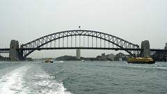 Sydney Harbour Bridge #_GB_0414 (gunnar.berenmark) Tags: sydney australia australien newsouthwales nsw city stad urban bridge