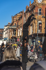 20200119_LeedsGenMix4Jan2020_6866 (ShakeyDave) Tags: leeds west yorkshire d750 nikon 2020 winter january city centre street act gymnastics stunts performer performers briggate