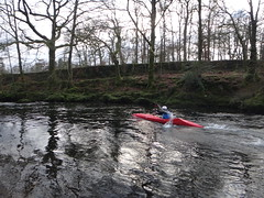 BY CAROL AND MARTIN (duddoncanoeclub) Tags: brathay whitewater wavehopper race
