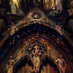 Ascension Of The Saints (MPnormaleye) Tags: spirit apparition vision dream utata spiritual religious mystical cathedral holy church