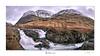 Glen Coe River framed