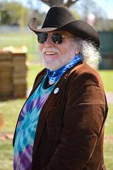 David (radargeek) Tags: 2019 april norman normanmedievalfaire2019 medievalfair oklahoma cowboyhat sunglasses tiedye davidslemmons