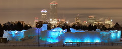 Ice Castles (GStick) Tags: icecastle skyline ice cold winter frozen captureone fujifilm alberta edmonton canada colours landscape cityscape xt3