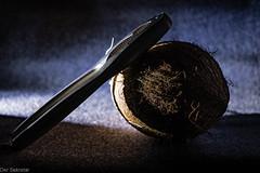 Je nun, ... --- Well, ... (der Sekretär) Tags: detail eisen frucht früchte kokosnuss metall nussknacker schatten stahl closeup coconut fruit fruits iron metal nutcracker shade shadow steel