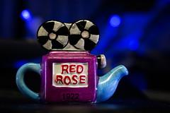 Figurine du Thé Red Rose (Paul Leb) Tags: macromondays figurine thé red rose tea ceramic