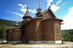 Russian church of Sylvanès (France) (jcamachob) Tags: churh russian religion france architecture building sylvanes aveyron