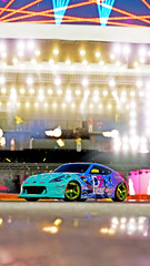 370z 3 (Keischa-Assili) Tags: 4k uhd 1080p full hd fullhd wallpaper screenshot photo auto car automotive automobile virtual digital game gaming graphic edited photography picture videogame forza horizon 4 nissan 370z jdm tuner drift blue pink green