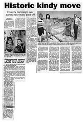 Elsie Ey Kindy move (Gawler History) Tags: gawler history kindergarten elsieey school