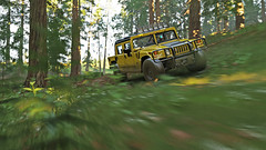 hummer h1 open top 6 (Keischa-Assili) Tags: 4k uhd 1080p full hd fullhd wallpaper screenshot photo auto car automotive automobile virtual digital game gaming graphic edited photography picture videogame forza horizon 4 yellow hummer h1 open top offroad jeep