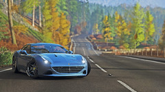 ferrari california t 5 (Keischa-Assili) Tags: 4k uhd 1080p full hd fullhd wallpaper screenshot photo auto car automotive automobile virtual digital game gaming graphic edited photography picture videogame forza horizon 4 blue ferrari california t italian sportscar