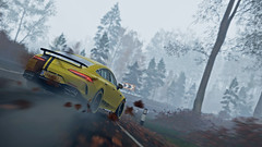 amg gt 63 9 (Keischa-Assili) Tags: 4k uhd 1080p full hd fullhd wallpaper screenshot photo auto car automotive automobile virtual digital game gaming graphic edited photography picture videogame forza horizon 4 yellow black amg gt 63 autumn fog