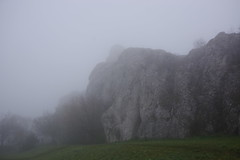 2018-11-08_12-39-38_Pentax_JH (Juhele_CZ) Tags: pavlov moravia czechrepublic walk vineyards wine fog misty nature rocks mountains forest wood meadow