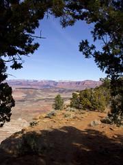 Zion's Kolob area from Gooseberry Mesa, Utah (swissuki) Tags: sun zion national nature park mountain largelandscape landscape ut utah hurricane goosberry mesa gooseberry