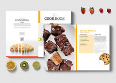 Cookbook / Recipe Book (FIVER_PREOW2022) Tags: agency album booklet brochure business catalog catalogue clean cook cookbook cooking corporate creative design dessert editorial food indesign informational kitchen lookbook meal personal portfolio professional recipe restaurant template arugula backgrounds basil book bookmark clover dill eating foods healthy herb olive onion open page paper pencil pepper preparing space spice tomato vector vegetable wooden