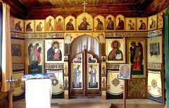 Russian church of Sylvanès (France) (jcamachob) Tags: churh russian religion france painting sylvanes aveyron