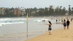 Manly Beach #_GB_0516 (gunnar.berenmark) Tags: sydney australia australien newsouthwales nsw city stad urban manlybeach selfie