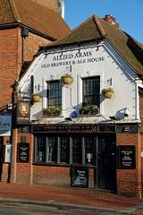 Reading, Allied Arms (2020) (Dayoff171) Tags: alliedarms reading pubs publichouses boozers unitedkingdom england europe gbg berkshire greatbritain bars gbg2006 rg12lg