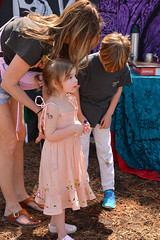 Can't believe her luck (radargeek) Tags: 2019 april norman normanmedievalfaire2019 medievalfair oklahoma child children kid kids