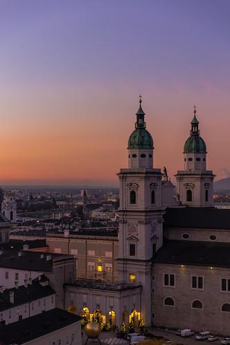 Salzburg Cathedral: Salzburg, Austria