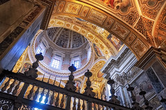 Basilica di Santa Maria Maggiore (Gary Burke.) Tags: rome italian roma italy details art citylife city citystyle urban cityliving travel wanderlust tourism traveling touristattraction vacation klingon65 europe european urbanphotography travelphotography trip sony a6300 mirrorless sonya6300 basilicadisantamariamaggiore basilica church cathedral architecture religious religion faith catholic worship tradition pray spiritual traditional historical building history arch virginmary gate ornate papalmajorbasilica catholicmarianchurch santamariamaggiore