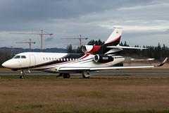 N1GS (sabian404) Tags: n1gs dassault falcon 7x fa7x da7x 48 portland hillsboro airport hio khio