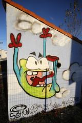 StreetArt (Ragnarok31) Tags: streetart street art urban tag tags grff graffs graffiti graffitis graffitti graffittis peinture peintures dessin dessins