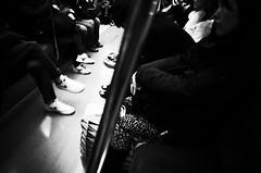 Subway (ademilo) Tags: street streetphotography streetlight subway metro blackandwhite monochrome monotone people pedestrians tokyo town townscape transportation city cityscape citylife contrast crowd