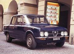 Alfa Romeo Nuova Giulia 1300. (GiannLui) Tags: alfa romeo nuova giulia 1600 alfaromeo