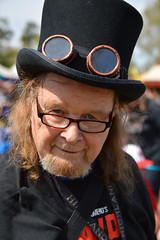 Robert (radargeek) Tags: 2019 april norman normanmedievalfaire2019 medievalfair oklahoma steampunk tophat goggles glasses robertwoods