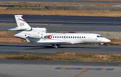 Dassault Falcon Service, F-HDMO, Dassault Falcon 8X at HND (tokyo70) Tags: japan travel tour tokyo dassault 8x