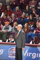 JIM BOEHEIM (SneakinDeacon) Tags: hokies vatech vt virginiatech syracuse orange accbasketball cassellcoliseum collegehoops