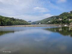 Looe Mill Pool (Ian Gedge) Tags: england uk britain cornwall kernow looe river pool mill