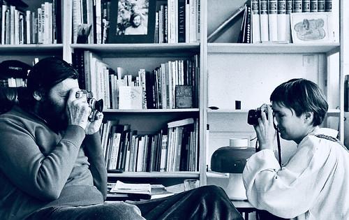 Julio Cortázar y Carol Dunlop, dos cronopios dentro de Rayuela