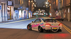 nissan silvia spec r 1 (Keischa-Assili) Tags: 4k uhd 1080p full hd fullhd wallpaper screenshot photo auto car automotive automobile virtual digital game gaming graphic edited photography picture videogame forza horizon 4 nissan silvia spec r white blue pink jdm tuner drift