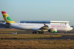 Air Senegal A330-900 Neo (Wiggy66) Tags: stansted stn 6vanb airsenegal a330