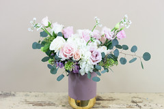 IMG_4628 (Garden Party Flowers) Tags: jan202020vancleeforder arrangement floral florist flowers pinkandpurple softpink vancouver