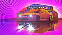 nissan silvia spec r 8 (Keischa-Assili) Tags: 4k uhd 1080p full hd fullhd wallpaper screenshot photo auto car automotive automobile virtual digital game gaming graphic edited photography picture videogame forza horizon 4 nissan silvia spec r white blue pink jdm tuner drift