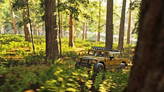 hummer h1 open top 10 (Keischa-Assili) Tags: 4k uhd 1080p full hd fullhd wallpaper screenshot photo auto car automotive automobile virtual digital game gaming graphic edited photography picture videogame forza horizon 4 yellow hummer h1 open top offroad jeep