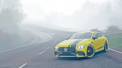 amg gt 63 7 (Keischa-Assili) Tags: 4k uhd 1080p full hd fullhd wallpaper screenshot photo auto car automotive automobile virtual digital game gaming graphic edited photography picture videogame forza horizon 4 yellow black amg gt 63 autumn fog